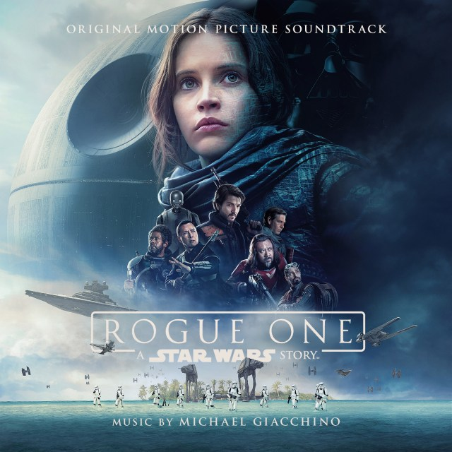 Michael Giacchino composed the score for Rogue One in only four weeks!