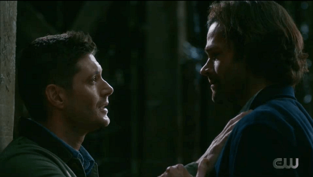 Supernatural Season 15 ended with a flurry