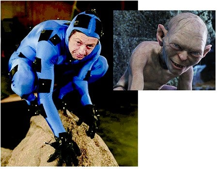 Eternal Thoughts of Kevins Mind Andy Serkis The Man the Myth the Legend
