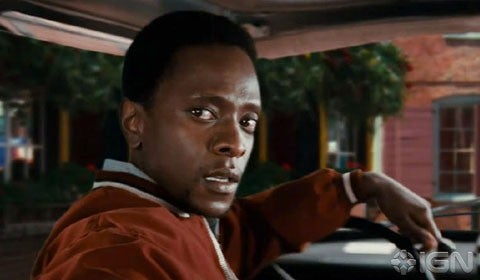 Edi Gathegi as Darwin in X-Men: First Class