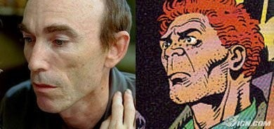 Image result for Jackie Earle Haley watchmen comparison