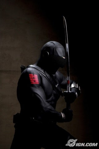 You know why Snake Eyes back hurts? Cause hes gonna carry that entire movie.