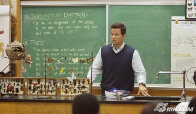 Our Guy Friday, Science Teacher