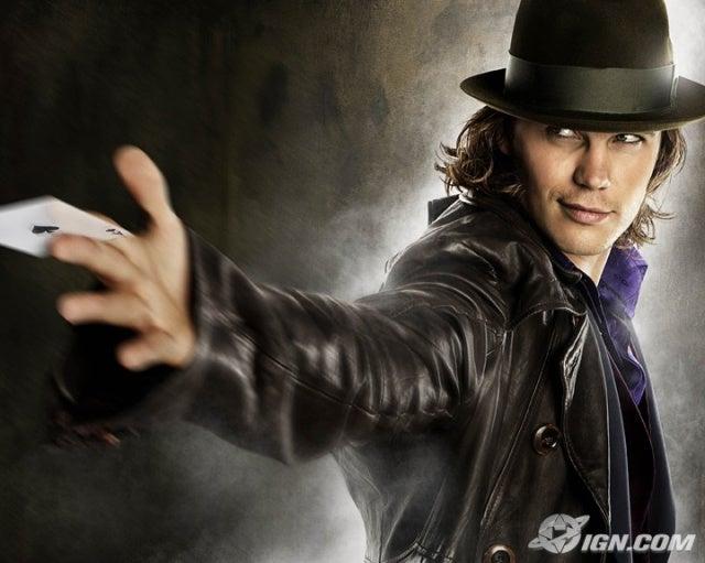Gambit um dos personagens mal usados no filme