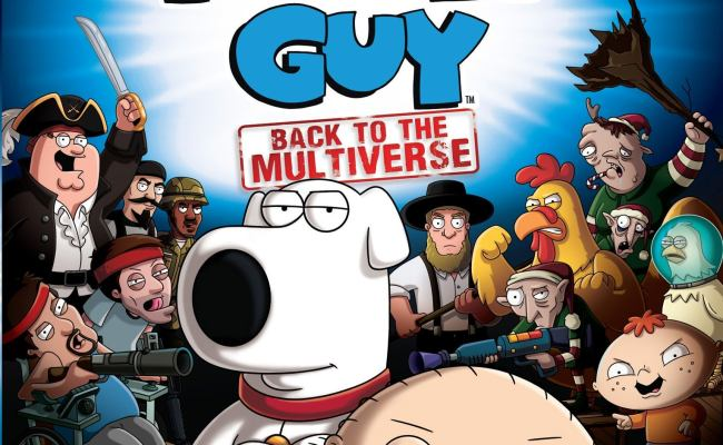 Family Guy Back To The Multiverse Xbox 360 Ign