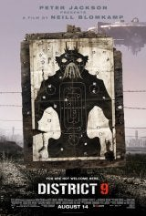 District 9 Poster