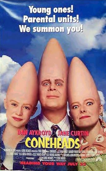 Coneheads Movie IGN