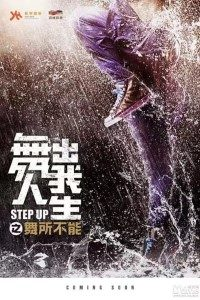 Download Step Up China (2019) Dual Audio (Hindi Fan Dubbed-English) 720p [800MB]