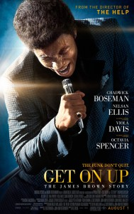 "Affiche USA de ""Get On Up"""