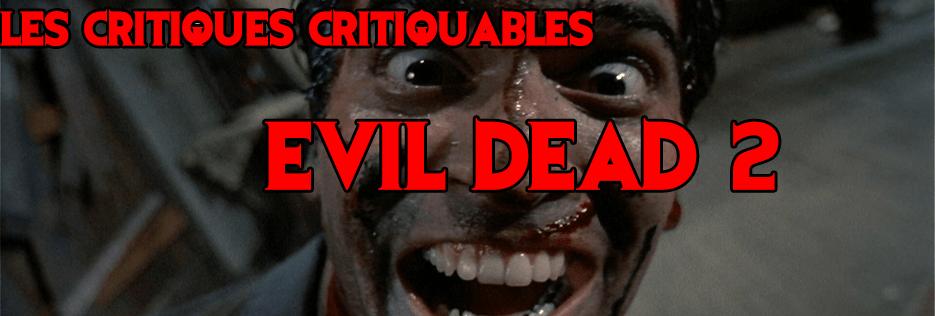 Evil Dead 2 critiques