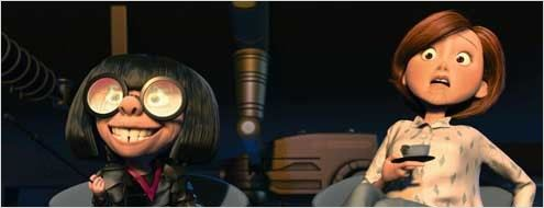 Les indestructibles The incredibles 2003 Réal:Brad Bird