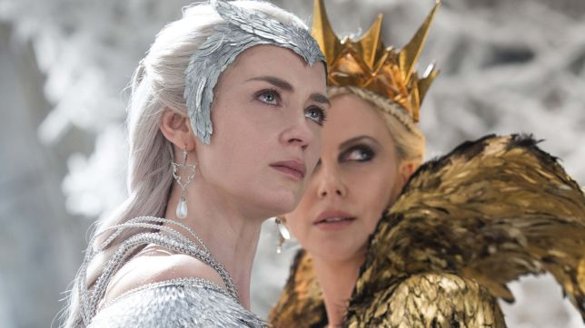 review-the-huntsman-winters-war-starring-chris-hemsworth-jessica-chastain-emily-blunt-charlize-theron