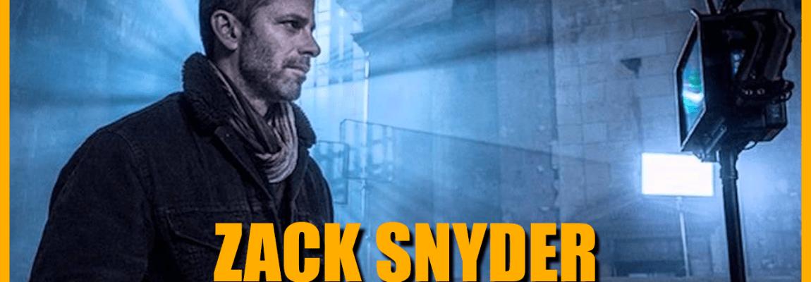 ZACK SNYDER – Les Comics: réorganisation et animation