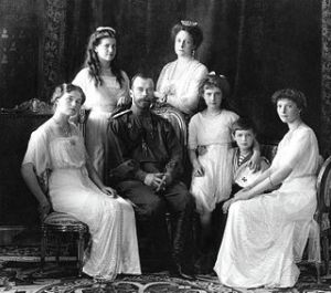 Russian Imperial_Family, 1911