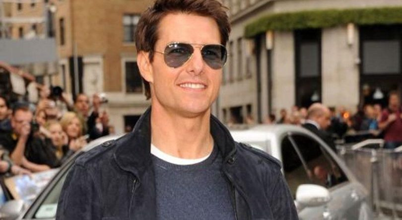 Tom Cruise, Scientology poster boy
