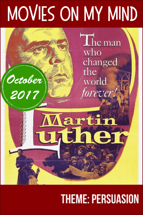 MARTIN LUTHER 1953