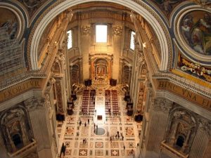 St. Peter's Basilica in Rome