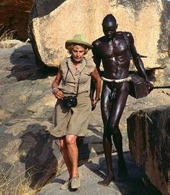 Riefenstahl in Africa