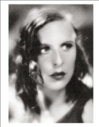 Leni Riefenstahl, actress