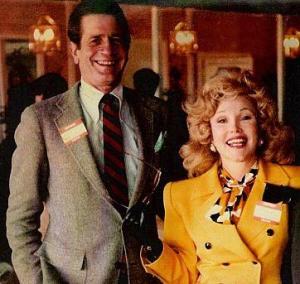 Charlie Wilson and Joanne Herring