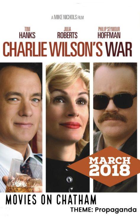 charlie- wilsons war poster