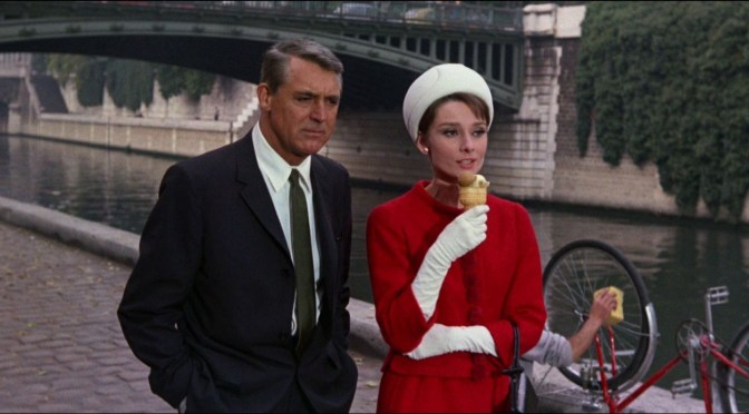 Charade Showcases Dazzling Audrey Hepburn