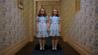 Redrum twins in The Shining