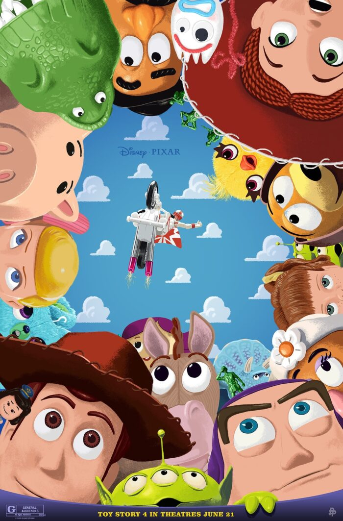 More Toy Story 4 Posters  Movies Past and Present