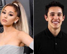 "Ariana Grande and Dalton Gomez tie the knot in a ""small and intimate"" ceremony"