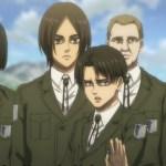 attack on titan season 4 release date,mikasa ackerman,levi ackerman,eren yeager