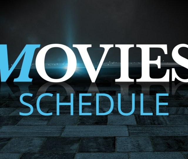 Tv Network Schedule