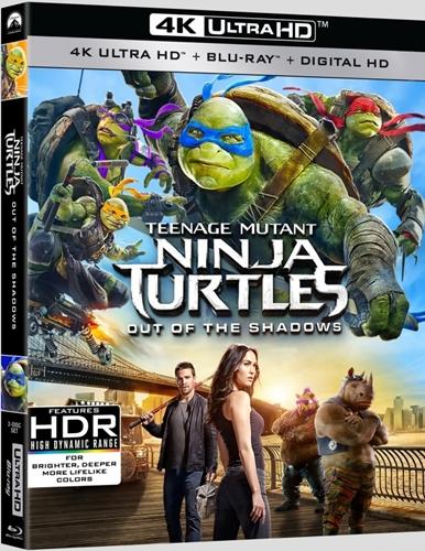 Teenage Mutant Ninja Turtles: Out of the Shadows... - KopiFlick