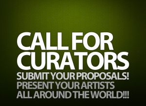 call for curators