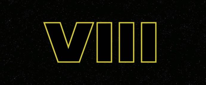 'Star Wars: Episode VIII' Logo