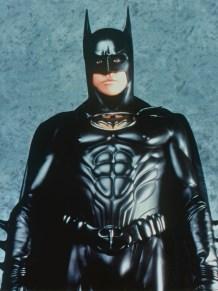 Val Kilmer as Batman (Panther Suit)
