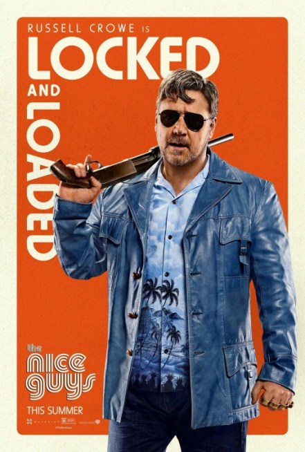 The Nice Guys Character Poster