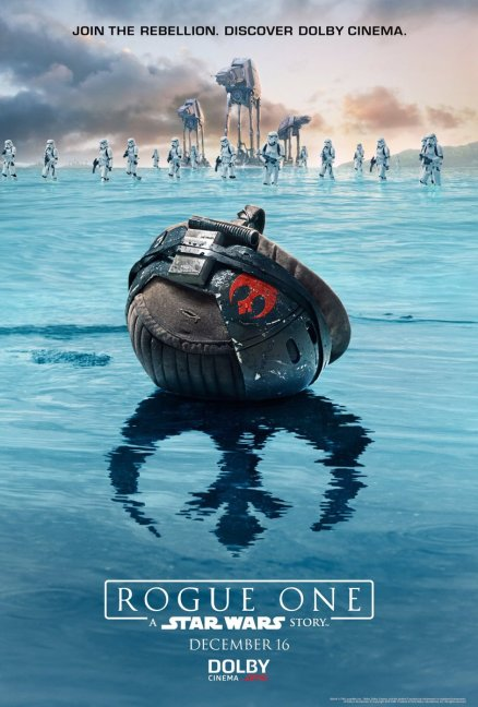 Rogue One: A Star Wars Story Dolby Exclusive Poster