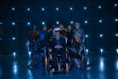 Cast of X-Men: Apocalypse