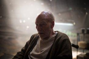 Patrick Stewart as Charles Xavier in Logan