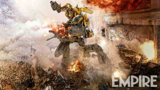 Bumblebee for Transformers: The Last Knight