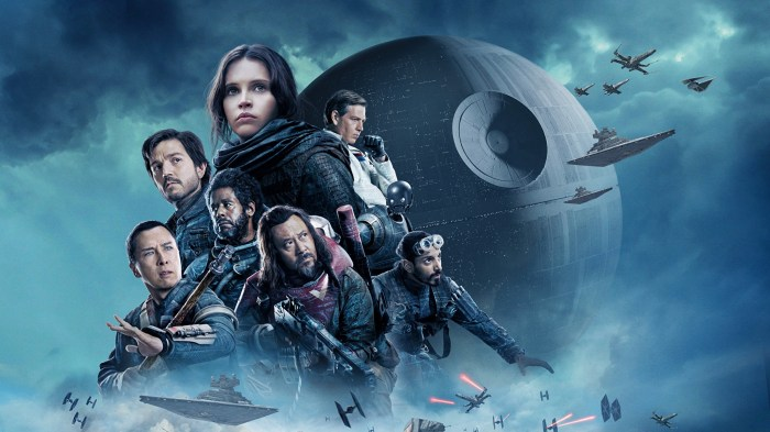 Rewatch Review 'rogue One A Star Wars Story' Apocaflix