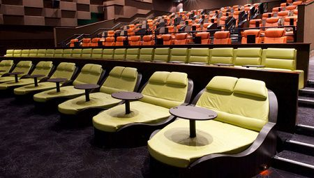 Reclining Chair Theaters