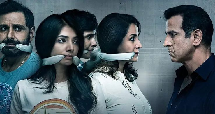 Hostages Full Hindi TV Series Season 1 2019 Poster