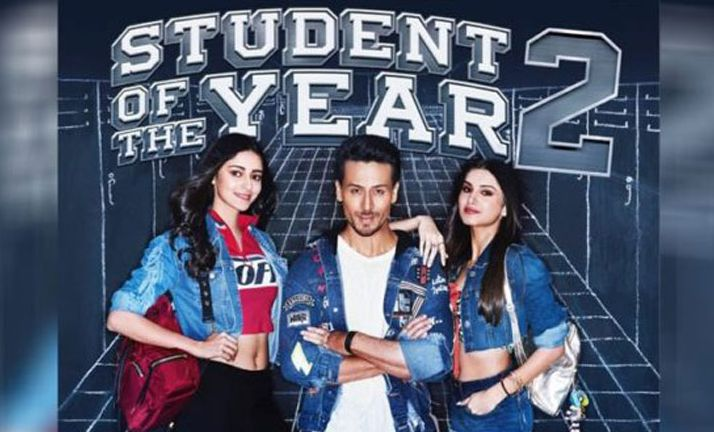 Student Of The Year 2 Full Movie 2019 Poster