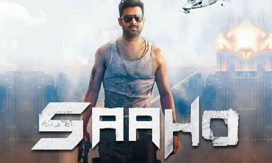 Saaho Full Movie 2019 Poster
