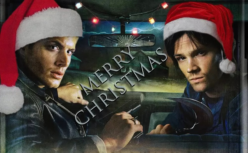 A Supernatural Christmas Impalalalalalalalaa Movie