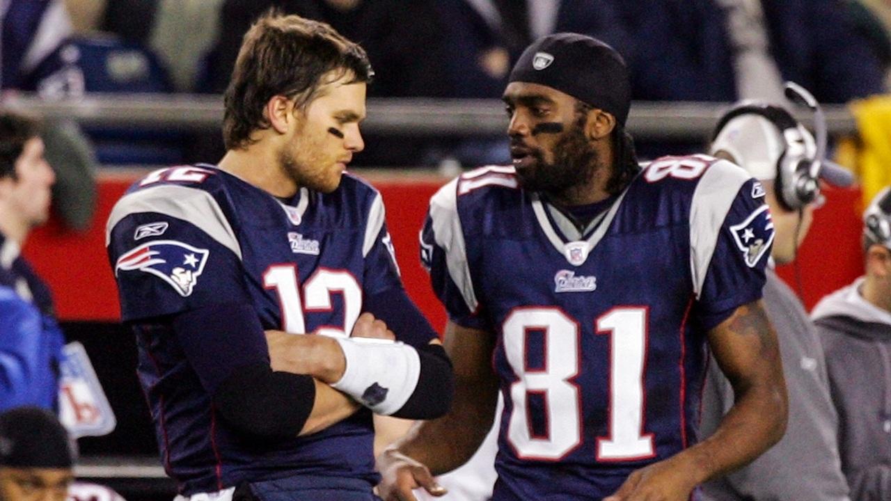 Tom Brady Randy Moss Of 2007 Vs Matt Ryan And Julio Jones