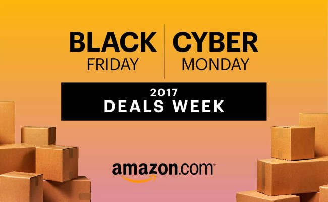 Amazon S Best 2017 Black Friday Cyber Monday Deals Have