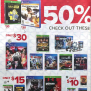 Gamestop 2017 Black Friday Ps4 Xbox One Game Deals Movie
