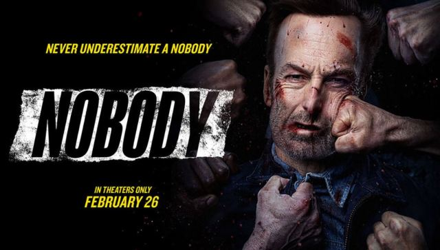 Nobody – written by acclaimed filmmaker stars Emmy Award winner